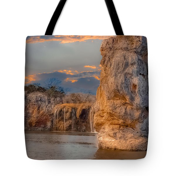 River Cruise Tote Bag