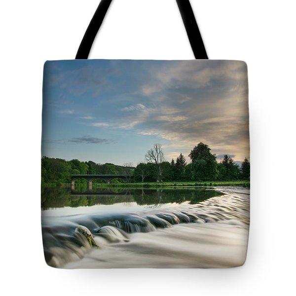 River Don - Aberdeen Tote Bag