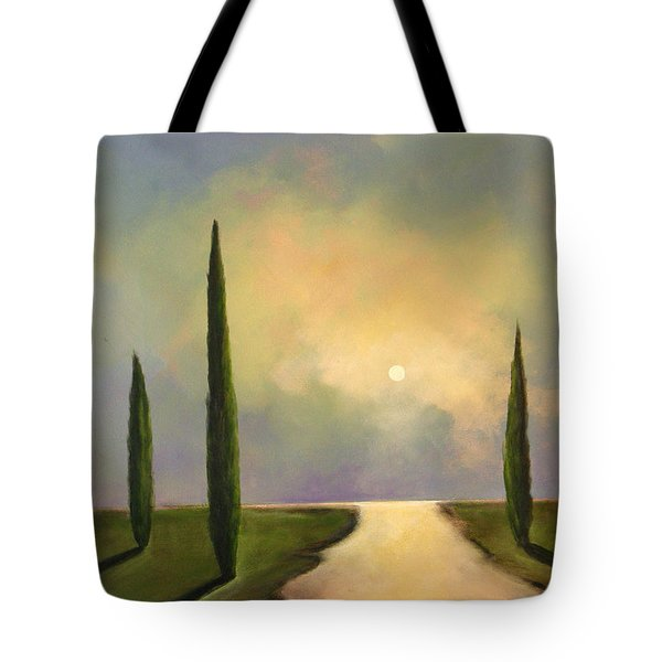 River Dreams Tote Bag by Toni Grote