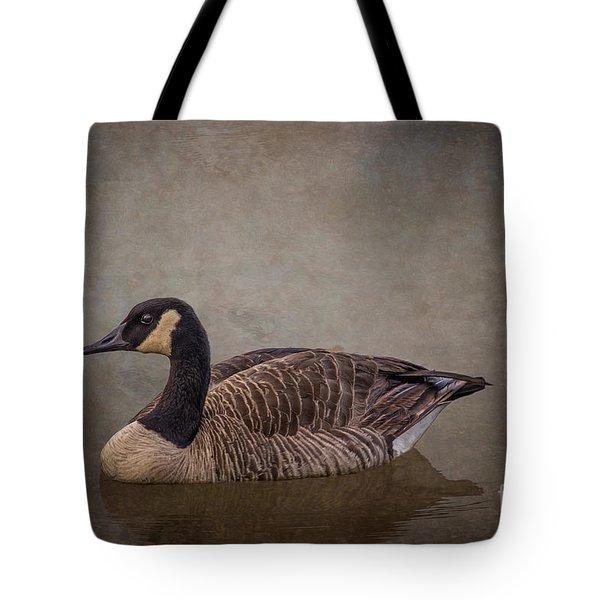 River Goose Tote Bag
