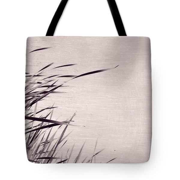 Tote Bag featuring the photograph River Grass by Michelle Calkins
