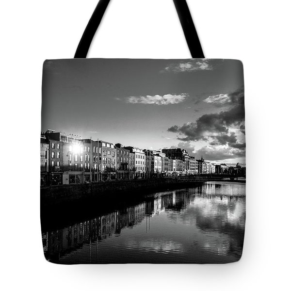 River Liffey Tote Bag