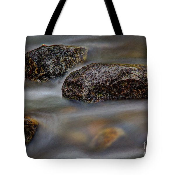 Tote Bag featuring the photograph River Magic 2 by Douglas Stucky