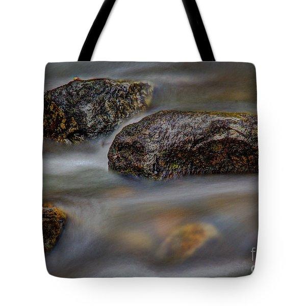 River Magic 2 Tote Bag by Douglas Stucky