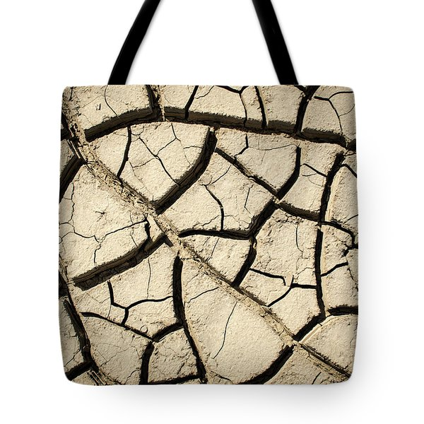 River Mud Tote Bag