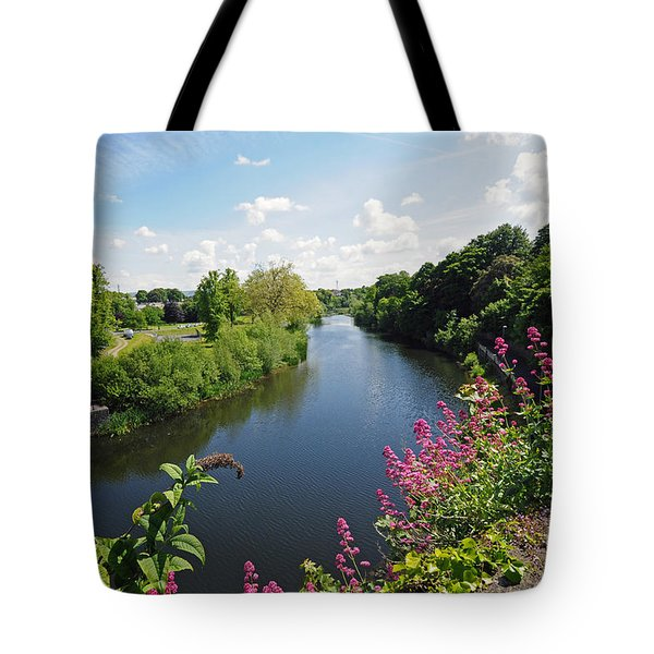 River Nore Kilkenny Ireland Tote Bag
