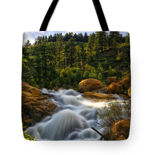 River Of Dreams Tote Bag