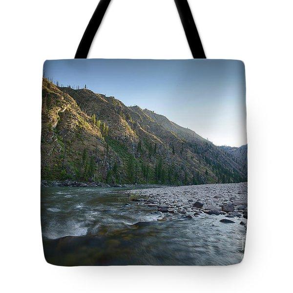 River Of No Return Tote Bag