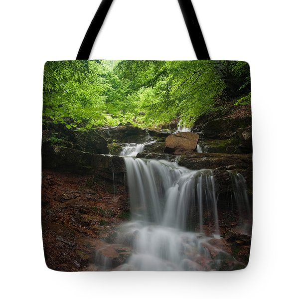 River Rapid Tote Bag