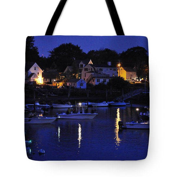 River Reflections Rirep Tote Bag by Jim Brage