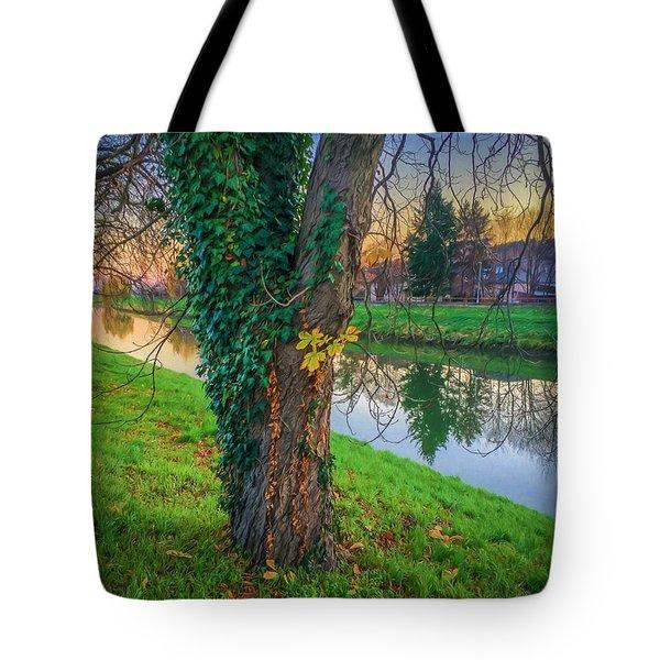 River Nitra Tote Bag