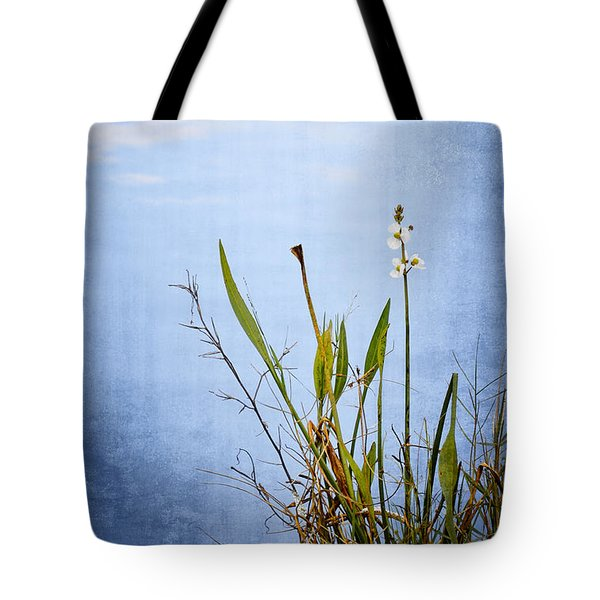 Riverbank Beauty Tote Bag by Carolyn Marshall