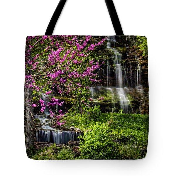 Rivercut Waterfall Tote Bag