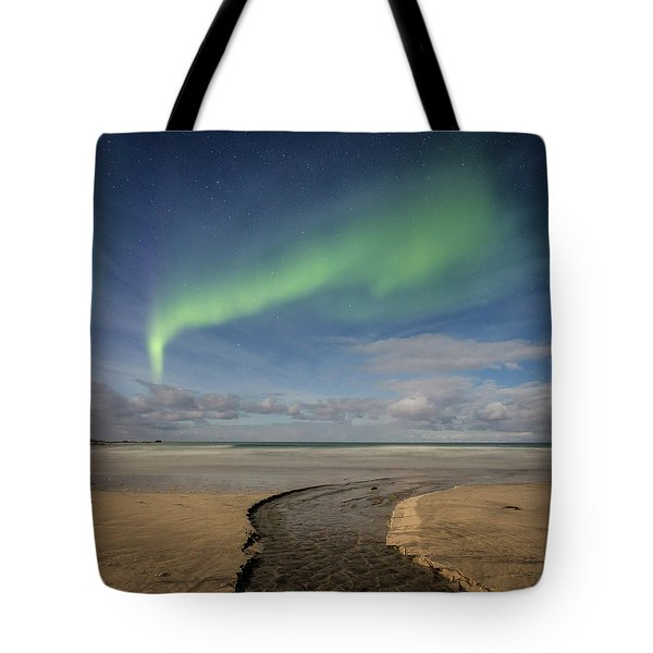 Rivers Tote Bag