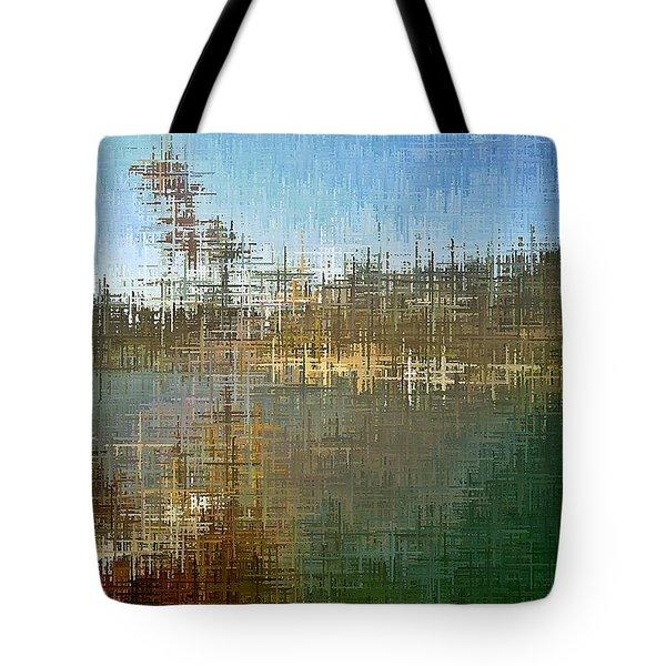 River's Edge Tote Bag