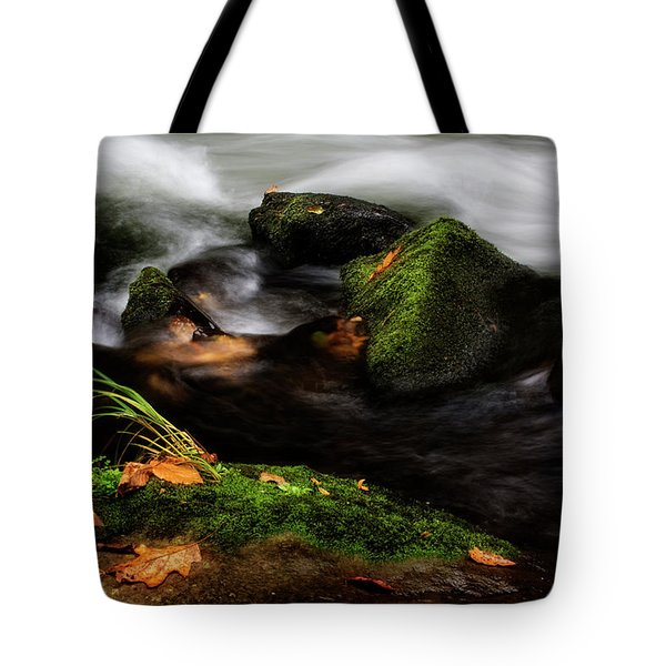 Tote Bag featuring the photograph Rivers Edge by Greg Mimbs