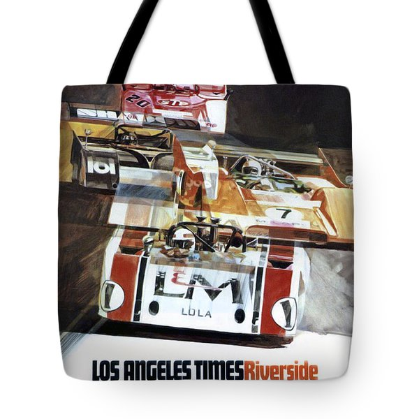 Riverside Can-am Tote Bag