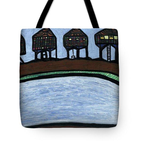 Riverside Tote Bag