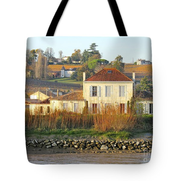 Riverside Excellence Tote Bag