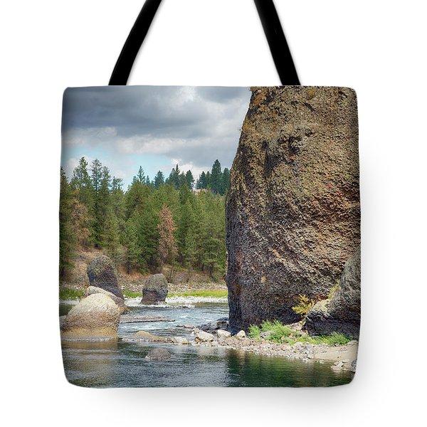 Riverside State Park Tote Bag