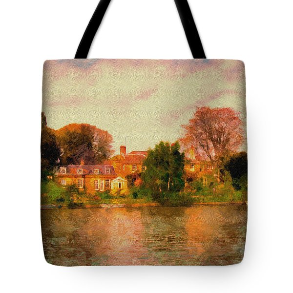 Riverview II Tote Bag