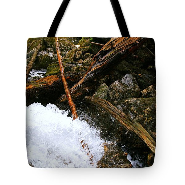 Riverwood Tote Bag