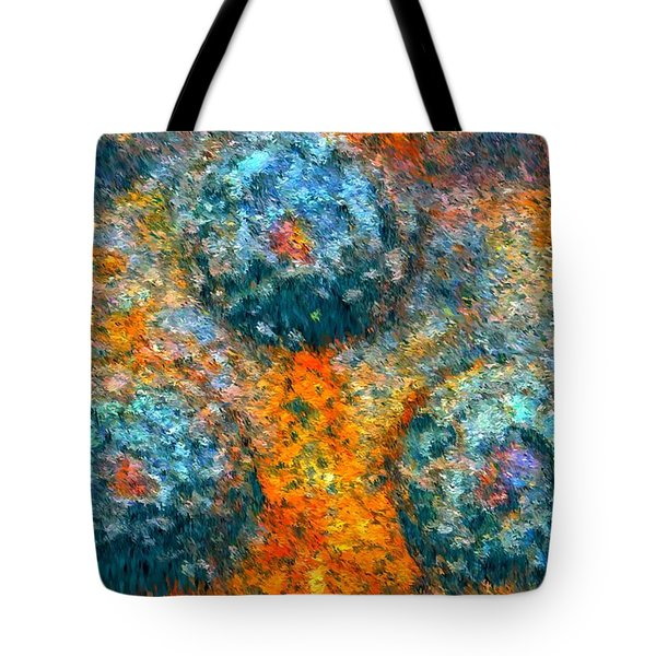 Riveted Tote Bag