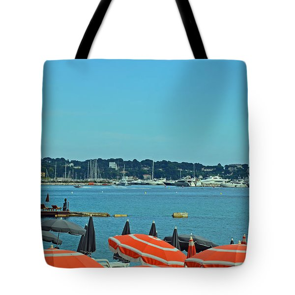 Riviera Style Tote Bag