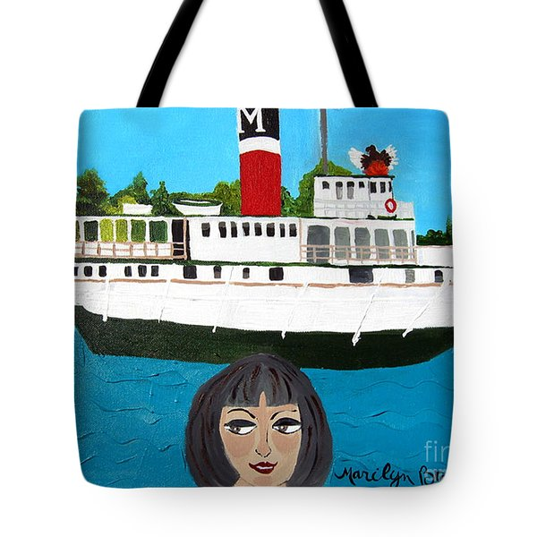 R.m.s. Segwun - With Phoenix Tote Bag