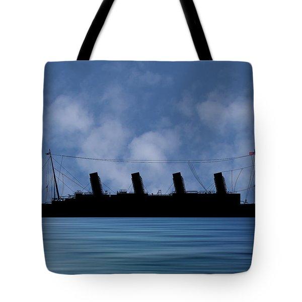 Rms Titantic V1 Tote Bag