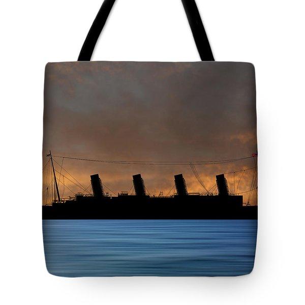 Rms Titantic V3 Tote Bag