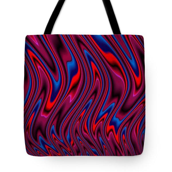 Rnb Flames Tote Bag