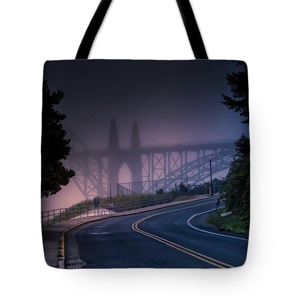Road Home Tote Bag