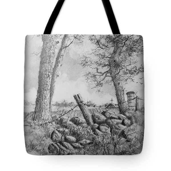 Road Home Tote Bag
