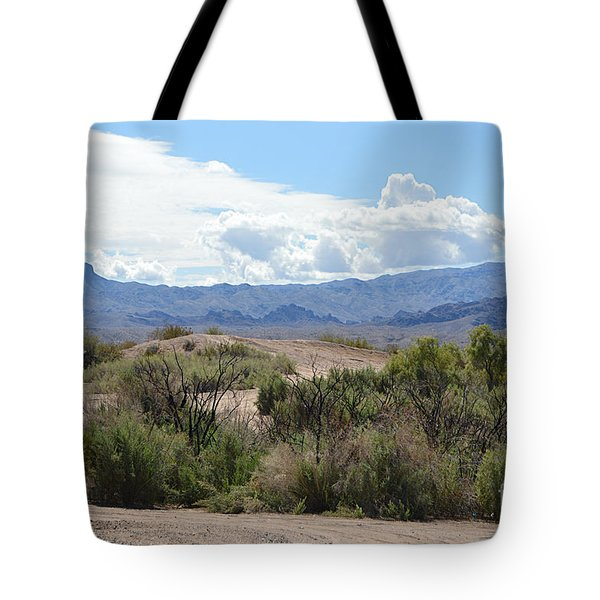 Road Less Traveled Tote Bag