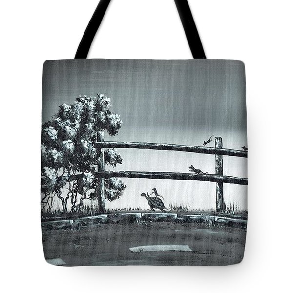 Road Runner. Tote Bag by Kenneth Clarke