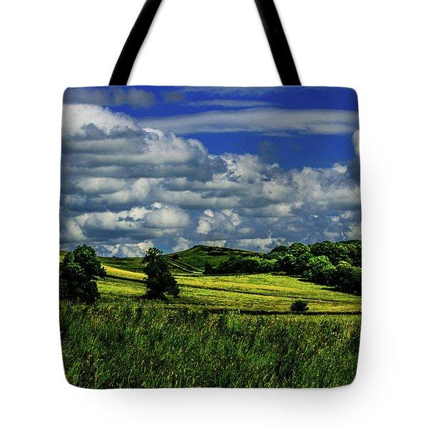 Road To Heaven Tote Bag