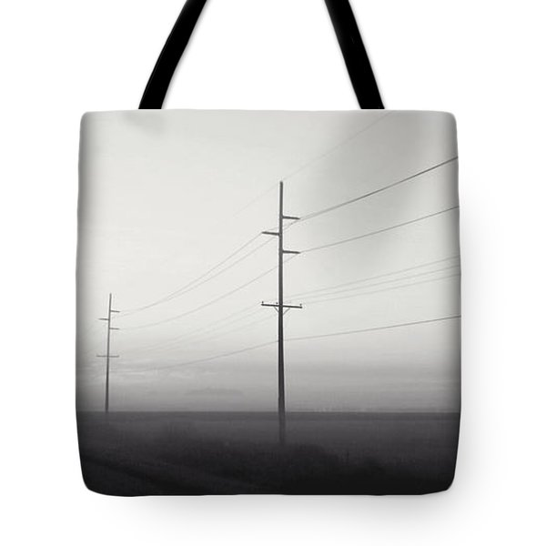 Road To Nowhere Tote Bag by Sarah Boyd
