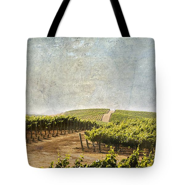 Road To Riches Tote Bag by Marilyn Hunt