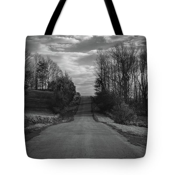 Road To Success Tote Bag by Stefanie Silva