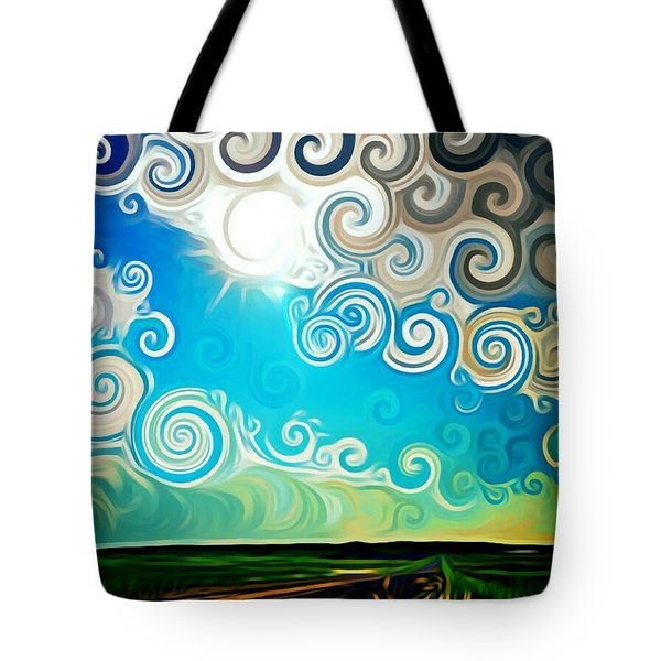 Road To Whimsy Tote Bag