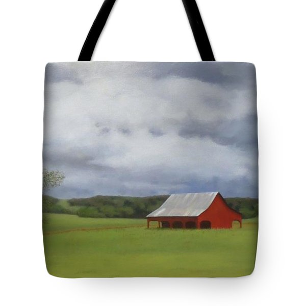 Road To Yosemite Tote Bag