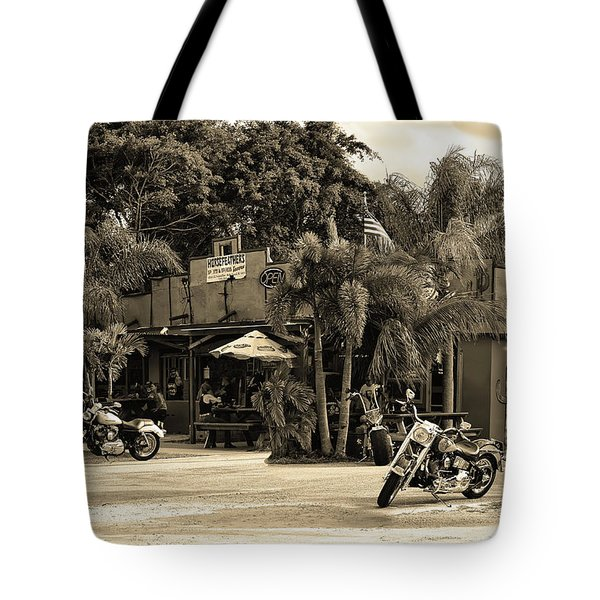 Roadhouse Tote Bag