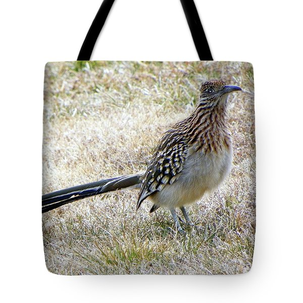 Roadrunner New Mexico Tote Bag