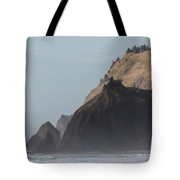 Road's End Tote Bag
