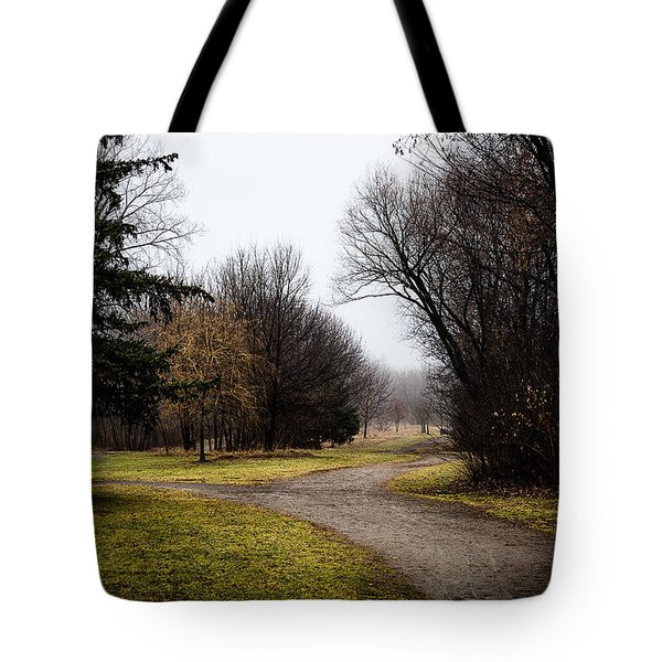 Roads To Nowhere Tote Bag
