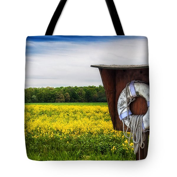 Roadside Assistance Tote Bag