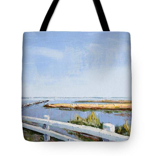 Roadside P-town Tote Bag