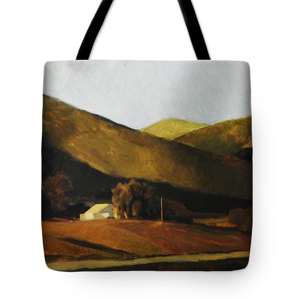 Roadside Tote Bag