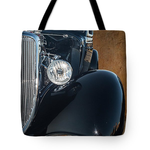 Roadster Tote Bag by Jim  Hatch